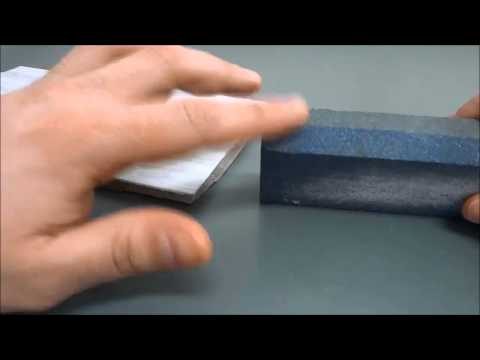 How To Smooth Out Rough Edges Of A Cut Tile