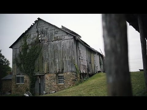 Process of Reclaiming Barn Wood with Cochran's Lumber