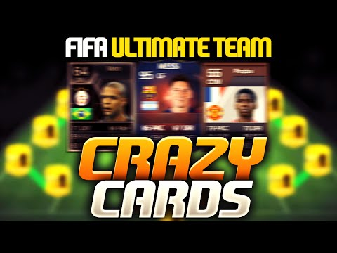 IN FORM GOALKEEPER FELIPE MELO!? CRAZY CARDS! (FIFA ULTIMATE TEAM CRAZY CARDS!)