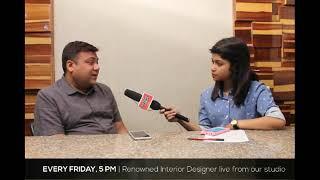 Download live Talk Show Interiorlive with InteriorDesignerAmit Agarwal Video