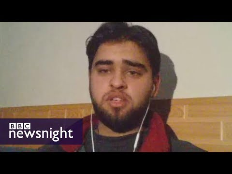 Eastern Ghouta resident: 'forced displacement is not the solution' – BBC Newsnight