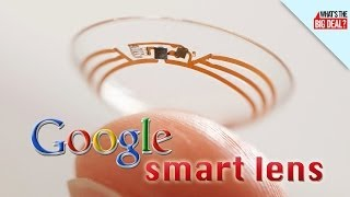Smart Contact Lenses, Microchip Pills are the Future of Health