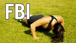 Everyday Women Take The FBI Fitness Test
