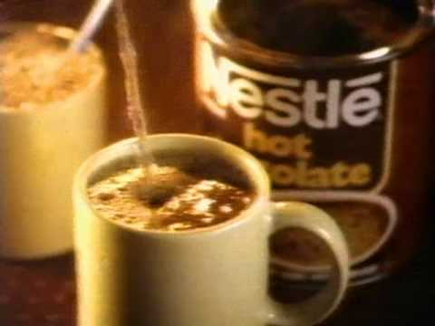 Nestlé Hot Chocolate ad (1984)