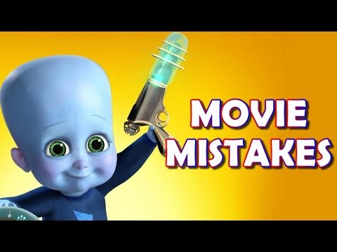 Top 5 MEGAMIND MOVIE MISTAKES, , Facts, Scenes, Bloopers, Spoilers and Fails