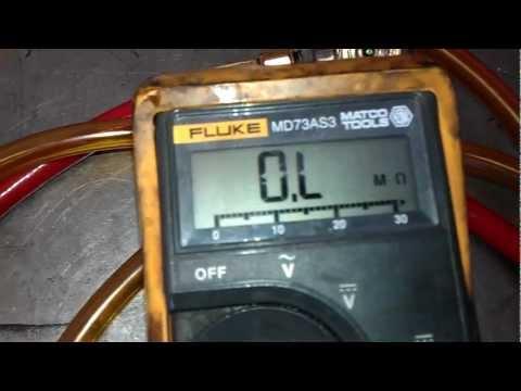 7.3L GLOW PLUG TEST.