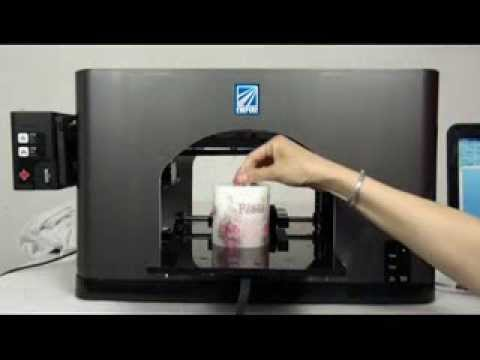 The CandleMaster GTX - Print Directly onto a Candle using the CandleMaster 3D Candle Printer