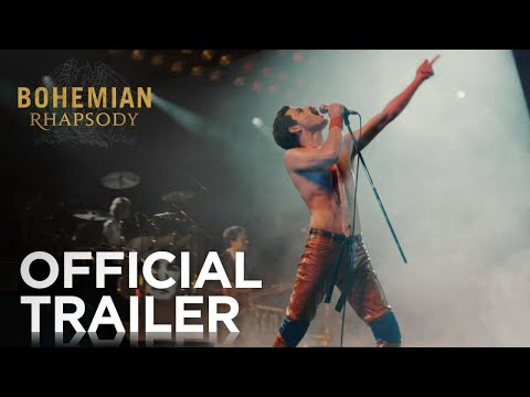 Queen - Bohemian Rhapsody: The Movie - Official Teaser Trailer (Russia)