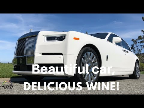 2018 Rolls-Royce Phantom with Georges Daou, Co-Owner Daou Vineyards