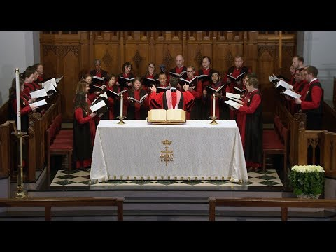 Marsh Chapel Service - After Fifty Years: The King Legacy in Word and Song