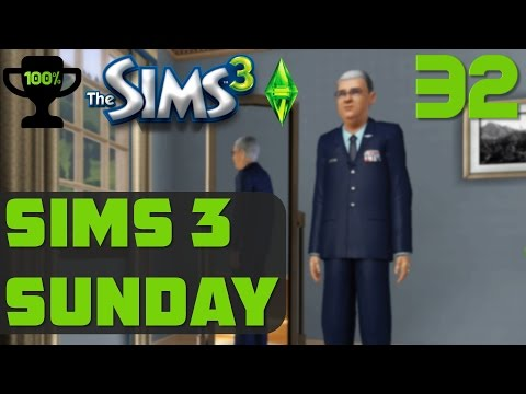 Medical Career Complete! - Sims Sunday Ep. 32 [Completionist Sims 3 Let's Play]