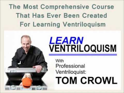 Learn Ventriloquism Online - How To Be A Ventriloquist