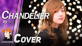 "Today I had a bit more time so I did this cover; ""Chandelier"" by Sia. I did this video at home with my mother. I also want to thank ""Bankky Foto"" for helping me shoot this video. I hope you all like this cover! (Please click ""Show more"") วันนี้พลอยชมพูมีเวลาเยอะหน่อยเลยได้ทำ cover Chandelier วีดีโอนี้ทำกันเองที่บ้านกับคุณแม่ และขอบคุณพี่แบงค์ที่มาช่วยถ่ายวีดีโอให้นะคะ  Thank you Mr.K for backing track. www.youtube.com/user/okyoulikes www.facebook.com/kpakasit  My facebook fan pages: English: http://fb.me/JanninaW Thai: http://fb.me/PloychompooFC Deutsch (German): http://fb.me/jannineweigelgerman Vietnamese: http://fb.me/JanninaW.in.Vietnam Cambodian: http://fb.me/janninakhmerfan Indonesian: http://fb.me/JanninaW.Indonesia Chinese: http://fb.me/JWChinese Myanmar: http://fb.me/JannineWeigel.MM Japanese: http://fb.me/JannineWeigelJapan Philippines: http://fb.me/JWFilipino Korean: http://fb.me/JannineWeigelKorea  Jannine Weigel Fan Art: http://fb.me/jannineweigelfanart Instagram : http://instagram.com/JannineWeigel Twitter : http://twitter.com/JanninaWMusic Official website: http://www.jwofficial.com SoundCloud: http://soundcloud.com/jannina-weigel Weibo: http://weibo.com/5834834990 Youku: http://i.youku.com/u/UMzM4MjEyMTYxMg  Chandelier - Sia cover by Jannina W (พลอยชมพู)"