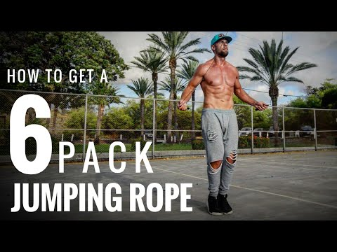 How To Get Six Pack Abs Jumping Rope