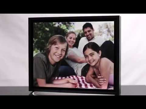 Mailpix - Framed Canvas Photo Print - www.OnlineProductVids