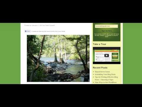 WordPress Photo Tips