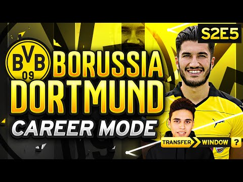 FIFA 16 Dortmund Career Mode - NEW TRANSFERS NEEDED?! TITLE RACE IS ON! - S2E5