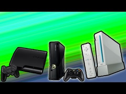 XBOX 360, PS3, Wii and Gaming Headset Fan Appreciation Giveaway! by Whiteboy7thst