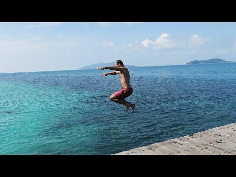 Brandon's Beach Club (BBC) Travels to: Rawa Island, Malaysia