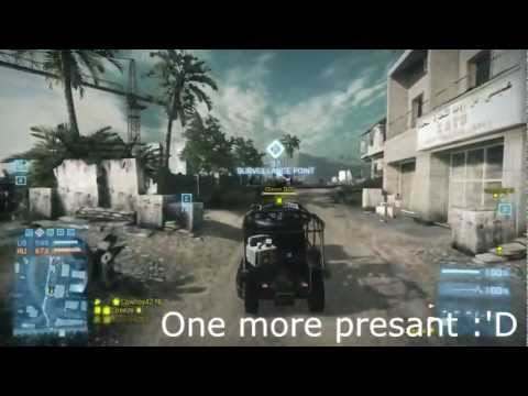 Battlefield 3 - Presents!!