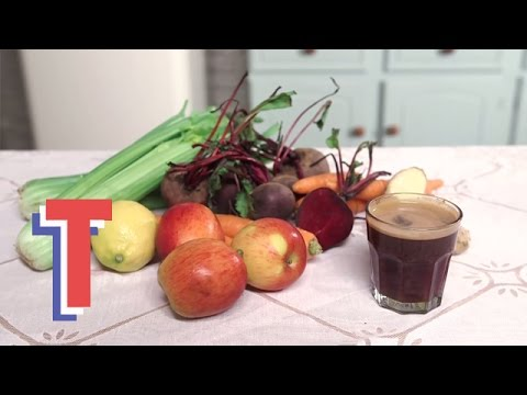 Veggie Packed Beetroot Juice | Yum In The Sun 3