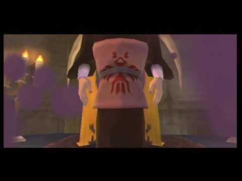 Batreaux Becoming a Human (With All of His Rewards) - The Legend of Zelda: Skyward Sword Walkthrough