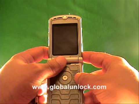 Discover The Easiest Vodafone UK Motorola V3i Unlock Method
