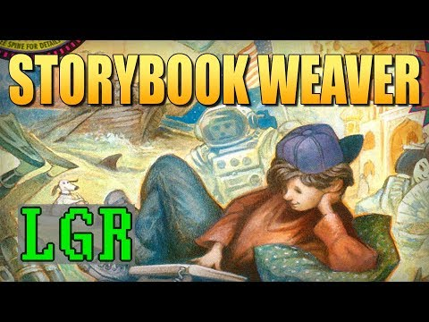 Storybook Weaver Deluxe: More Text-To-Speech Mayhem
