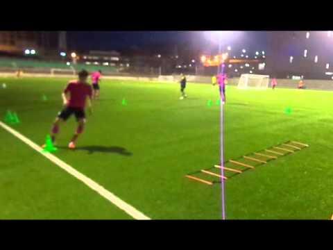 EXPLOSIVE STRENGTH – POWER ENDURANCE CIRCUIT FOOTBALL/ SOCCER