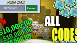 bee swarm simulator codes for tickets 2019
