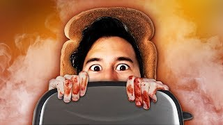 SCREAMING BREADY MURDER | I Am Bread #6