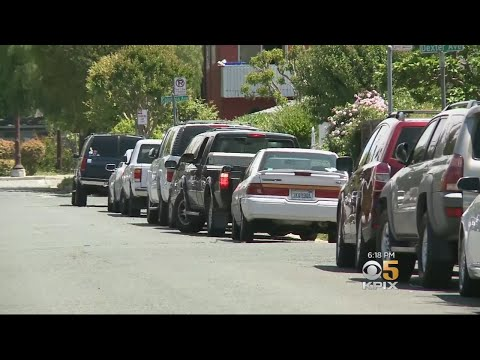 Parking Crunch In San Mateo County Could Prompt Permit Program