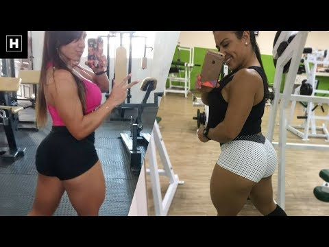 Gabriela Amaral: Exercises To Build Big, Strong, and Thick Legs | Bodybuilding Motivation