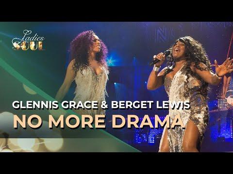 Ladies of Soul 2016 |  No More Drama - Glennis Grace & Berget Lewis