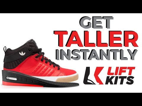 How to Grow Taller with Shoe Lifts for Men