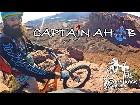 IS CAPTAIN AHAB THE BEST MTB TRAIL IN MOAB? I'LL LET YOU BE THE JUDGE!