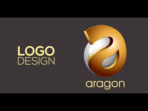 Professional Logo Design - Adobe Illustrator cs6 (Aragon)