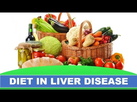 Diet in Liver disease (Fatty liver, Liver cirrhosis, Hepatomegaly, Jaundice & Hepatitis)
