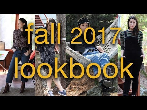 Fall 2017 Lookbook
