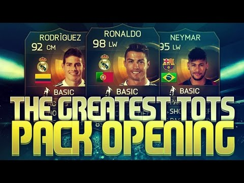 FIFA 15 IOS-THE GREATEST PACK OPENING EVER?!!!