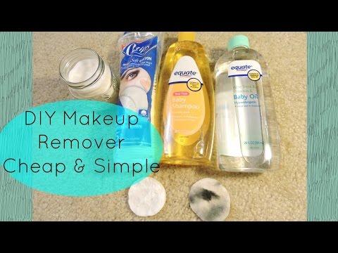 DIY Makeup Remover | For Sensitive / Acne Prone Skin