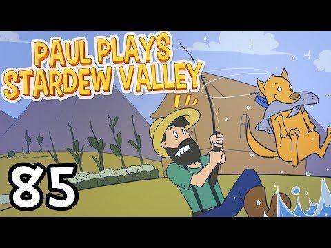 Stardew Valley - BUYING the MERMAID'S PENDANT - Stardew Valley Gameplay Playthrough - Ep. 85
