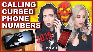 We Called The World's Most CURSED Numbers & They Worked