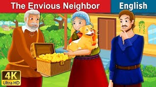 Download The Envious Neighbour Story in English   Bedtime Stories   English Fairy Tales Video