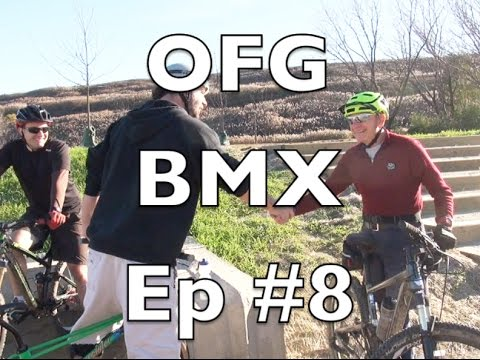 Old Fat Guy Relearns BMX Ep 8