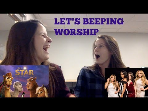 FIFTH HARMONY - (The Star Soundtrack) CAN YOU SEE REACTION