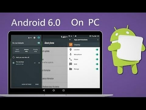How to install Android 6.0 Marshmallow on PC [HD][Feb 2016]