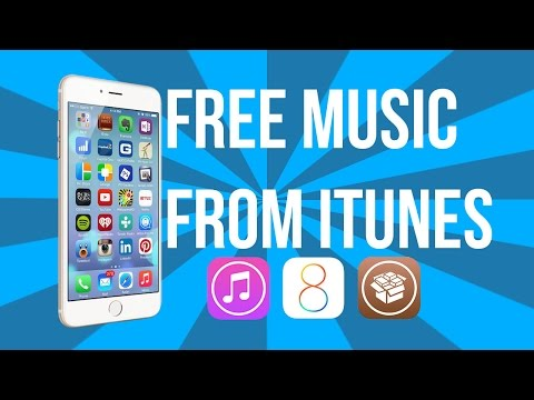 iOS 8 - 8.1: Get Music FREE From iTunes Store App (LinkTunes)