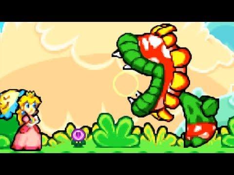 Super Princess Peach - Walkthrough Part 9 - World 1 Ladida Plains 1-7,1-8 & 1-9