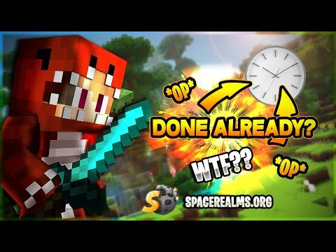 FINISHING OUR BASE! + HUGE CRATE KEY OPENING | Spacerealms#2  *MY SERVER* (Minecraft factions)